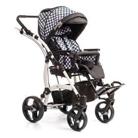 Кресло-коляска Umbrella Junior Plus для детей с ДЦП  (пневмо колёса) фото 7
