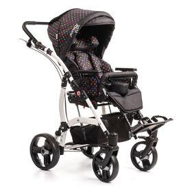 Кресло-коляска Umbrella Junior Plus для детей с ДЦП  (пневмо колёса) фото 8
