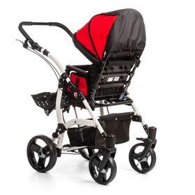 Кресло-коляска Umbrella Junior Plus для детей с ДЦП  (пневмо колёса) фото 4
