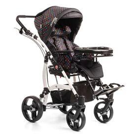Кресло-коляска Umbrella Junior Plus для детей с ДЦП  (пневмо колёса) фото 2