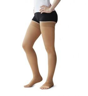Чулки компрессионные Польза 4001 выше колена без мыска (2 класс) фото 2
