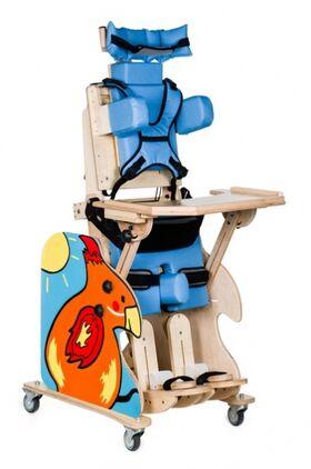 Вертикализатор многофункциональный для детей Rainbow фото 3